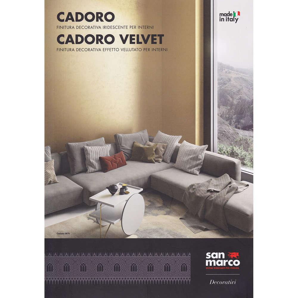 San Marco Gartenmöbel san marco musterkarte cadoro e cadoro velvet - huffer farben gmbh
