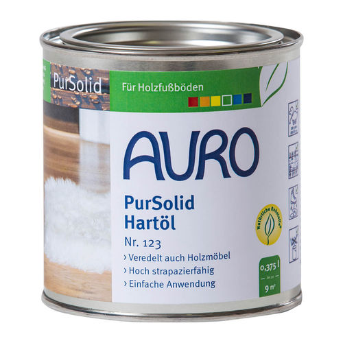 AURO PurSolid Hartöl 123 375 ml
