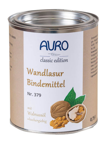 AURO Wandlasur Bindemittel 379 750 ml