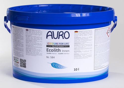 10 Liter - AURO COLOURS FOR LIFE Ecolith Innen 584
